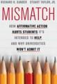 Mismatch, Book Cover