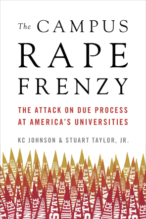 Campus Rape Frenzy